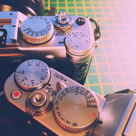 Fuji X Series Dials