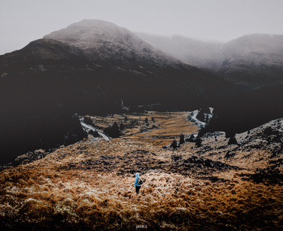 Wandering The Wilds of Scotland